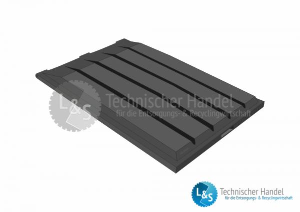 Kunststoffdeckel -Duraflex®- FL3657DM