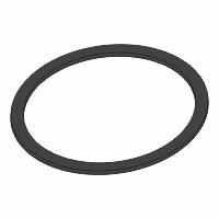 Ring aus Zellkautschuk