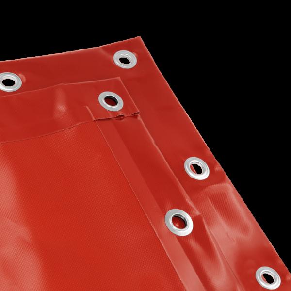 3,10m x 8,00m PVC Plane 650g/m²