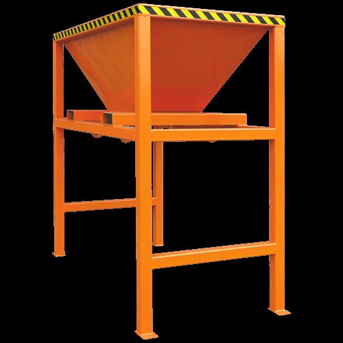 Übergabesilo für Baustoffe und Agrartechnik 2057