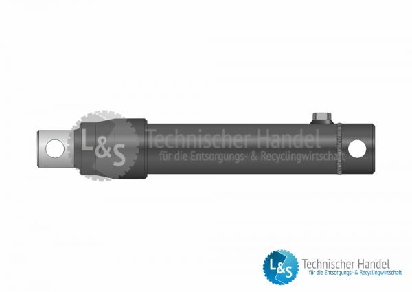 Hydraulikzylinder -einfachwirkend-