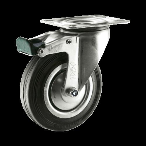 Lenkrolle Ø125mm