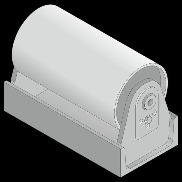 30mm Achs Ø / Gesamthöhe 220mm -Achsschmierung-