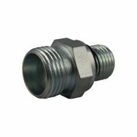 """Doppelnippel 1/4"""" - M18x1,5mm"""