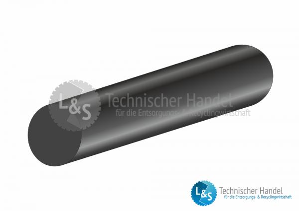 Moosgummi-Rundschnur 30 mm