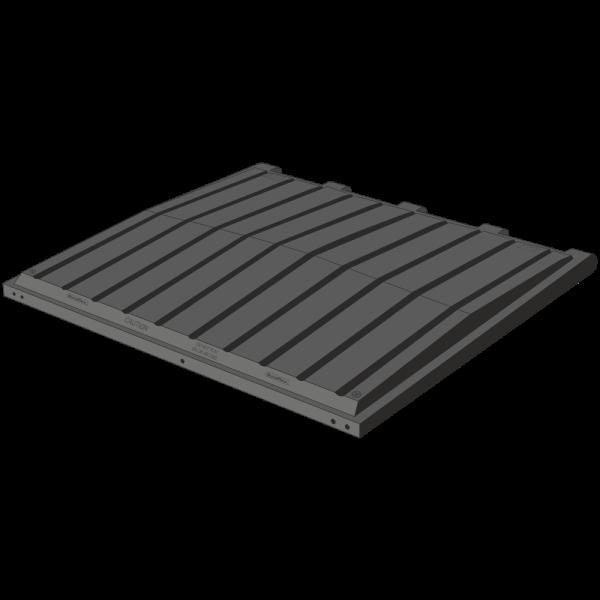 Kunststoffdeckel Duraflex® AM6963DM