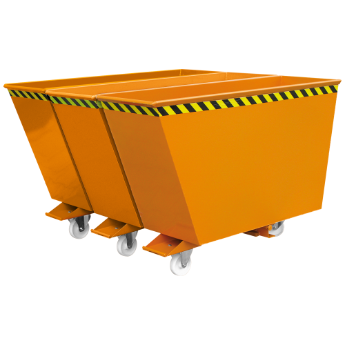 Kippbehälter Sortiersystem 2025
