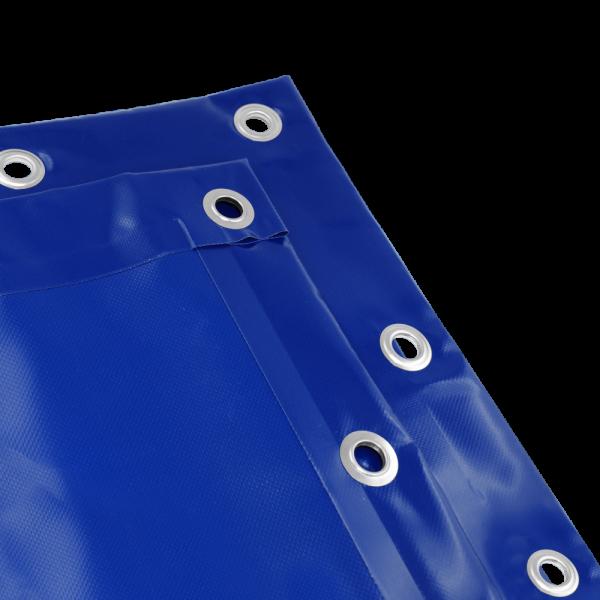 2,30m x 4,50m PVC Plane 650g/m²