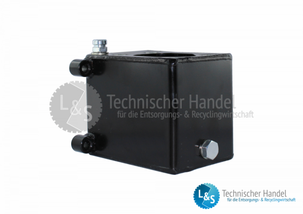 Tank für Hydraulikpumpe System 2