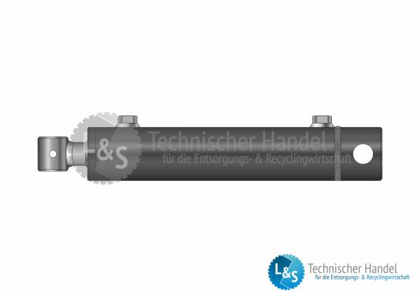 Hydraulikzylinder -Doppelwirkend-