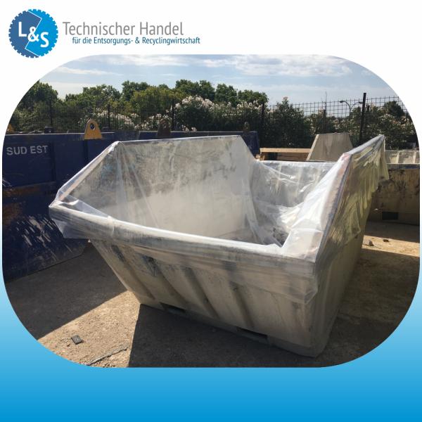 Abroller-Inliner 6,5m x 2,6m x 2,7m