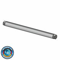 Zugdruckachse M12 300mm