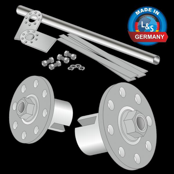 Reparatursatz Deckelöffnung -Standard-