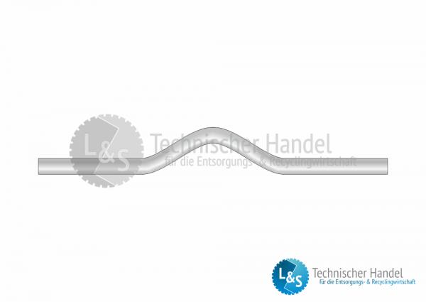 Aufnahmebügel Standard Ø 60mm