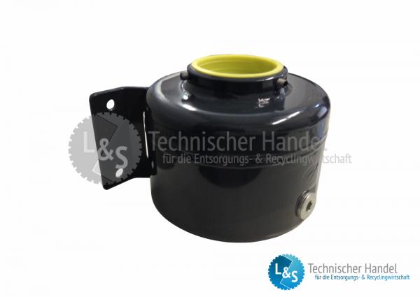 6l Tank für Hydraulikpumpe System 1
