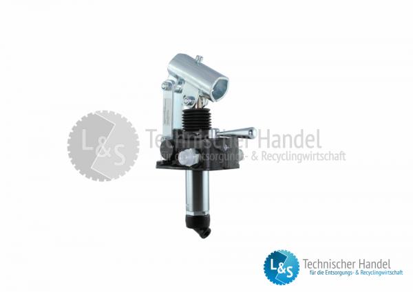 Hydraulikpumpe zur Decketbetätigung System 2