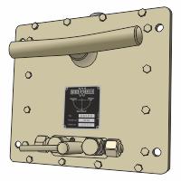 Hydraulikpume System Weber, einfachwirkend