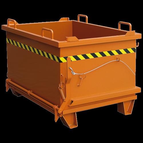 Schuttbehälter mit Klappboden 2034_1