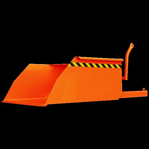 Stapler-Schaufel mit geschlossenen Einfahrtaschen 2062_1