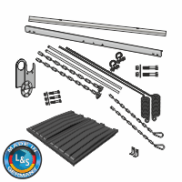 Federöffnungssystem inkl. AM3468SM/MM