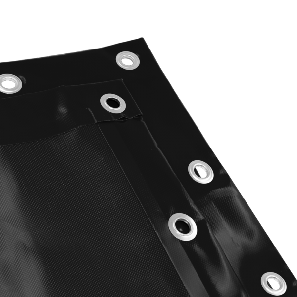 3,10m x 7,00m PVC Plane 650g/m²